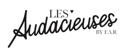 Les Audacieuses by F.A.R. Logo