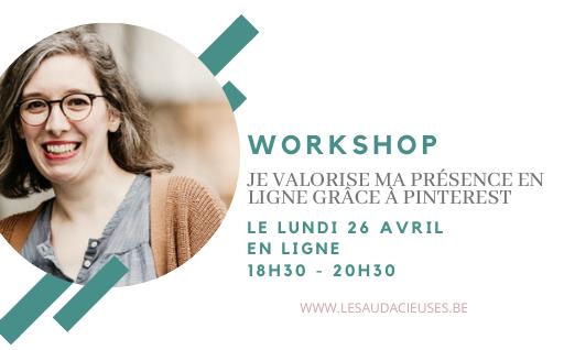 workshop-pinterest-lesaudacieuses-lesbranchées